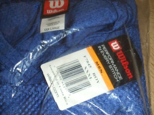 NEW Wilson F7845 Adult PORTHOLE Mesh Practice Football Jersey Many Colors Sizes