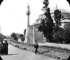 Photo. ca 1902. Istanbul, Turkey. Mosque of the Little Saint Sophia