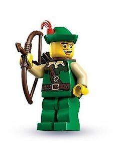 Lego 8683 SERIE 1 Mini Personaggio n.12 NINJA in Bustina Aperta