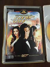 007 EL MUNDO NUNCA ES SUFICIENTE - 1DVD - ULTIMATE EDITION STEELBOOK - 123 MIN