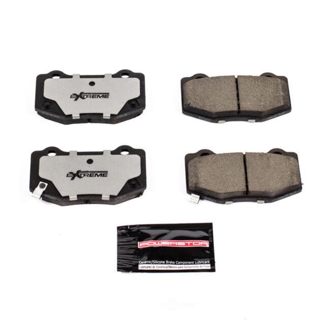 Disc Brake Pad Set Rear Power Stop Z26-1718