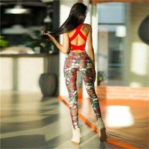 Womens Velvet Zipper Jumpsuit Sport Yoga Gym Party Bodysuits Pants Rompers Tops