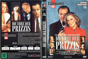 (DVD) l'onore della prizzis-Jack Nicholson, Kathleen Turner, Robert Loggia