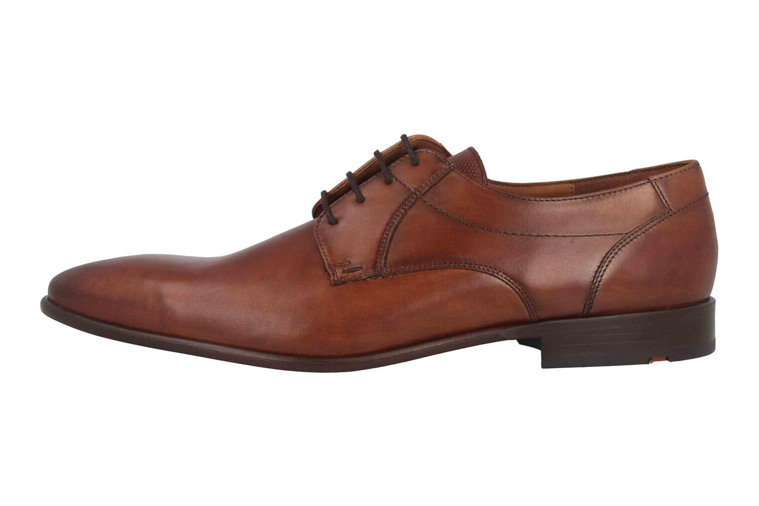 Lloyd Manon Business-zapatos en talla extragrande marrón 19-168-12 grandes zapatos caballero