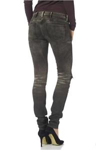 G-Star Jeans 5620 Zip Mid Skinny WMN, Superstretch, W29 L30