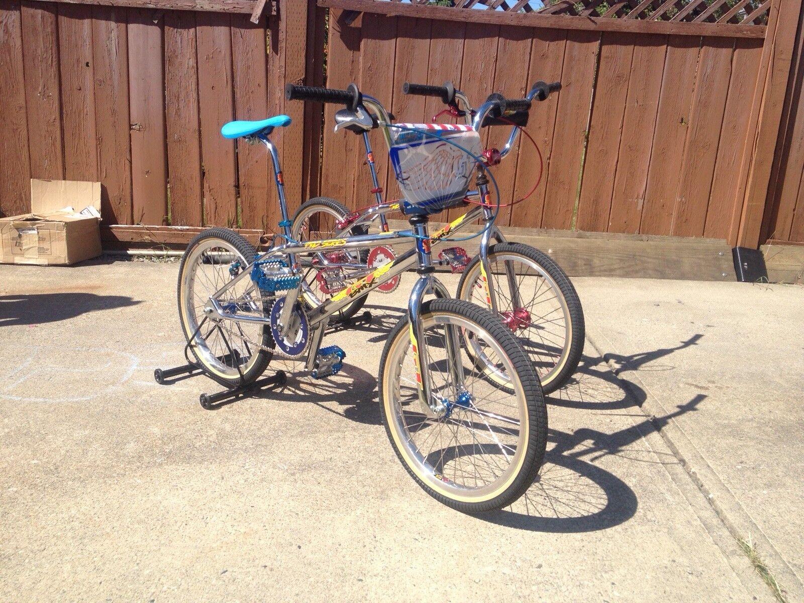 Old School GT PRO SERIES BMX BIKES
