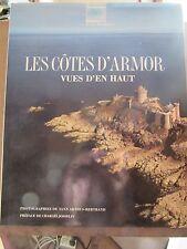 Yann Arthus-Bertrand: Les Côtes d'Armor vues d'en haut/ La Martinière, 1993