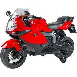 MOTO-ELETTRICA-BMW-KS-1300-S-12-VOLT-ROSSA