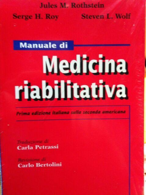 Manuale di Medicina Riabilitativa