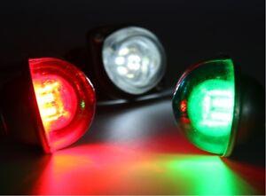 Whelen Grimes Nav Light Bulb FLASHING RA-7512 W1290 Position LED Bulbs - 12V 24V