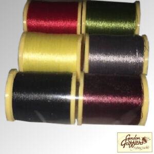 Gordon Griffiths Thread Sheer Ultrafine 14//0 Mixed 6 Pack Spools 250yd SHEER