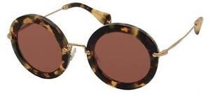 New-Authentic-Miu-Miu-Sunglasses-SMU-13NS-SMU10N-7S0-0A0-BROWN-RED