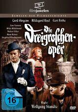 Die Dreigroschenoper (Hildegard Knef, Gert Fröbe, Curd Jürgens) DVD NEU + OVP!