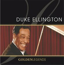 Golden Legends: Duke Ellington Music CD Original Recordings Jazz Blue Skies
