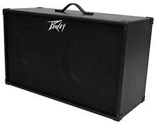 "PEAVEY 212 80 Watt RMS 2x12"" Speakers Guitar Amplifier Amp Extension Cabinet"