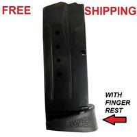 Smith & Wesson M&p Compact 9mm Magazine 10 Round - M&p9c Clip - Factory