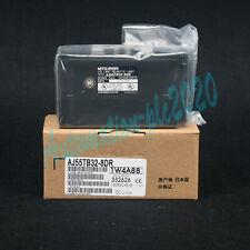 1PC New in Box Mitsubishi PLC AJ55TB32-8DR AJ55TB328DR One year warranty