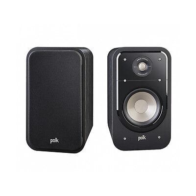 Fantastic Deal!!! Polk Audio Signature Series S20 Bookshelf Speakers (Pair)