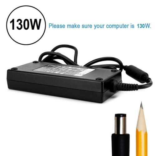 Alienware OEM Dell 130W 19.5V 6.7A AC Adapter Power Supply Charger Original