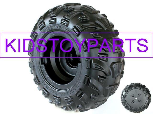 Power Wheels Model J8472-2269 Replacement Kawasaki KFX Right Wheel