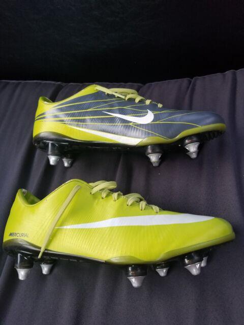 Nike Mercurial Vapor Superfly II Elite SG Cactus 396127 311 Soccer Cleat 9.5 f7c1ddc51