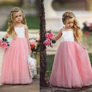 b b fille princesse robe de demoiselles d 39 honneur tulle. Black Bedroom Furniture Sets. Home Design Ideas