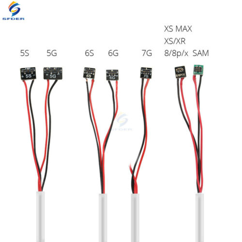 Phone Current Test Cable for iPhone 5-X for Samsung Failure Detect Repair Tools