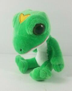 Geico-GECKO-5-034-Plush-Mascot-Stuffed-Animal-Toy-Commercial-Advertising-Lizard