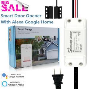 Smart-WiFi-Switch-Garage-Door-Opener-Controller-Work-with-Google-Home-Alexa-CA