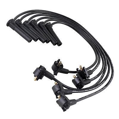 Ignition Wire Set Spark Plug wires 8mm for 97-00 Ford Explorer 4.0L-V6