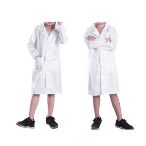 Kinder Arzt Kostum Arztin Doktor Arztkittel Laborkittel Karneval