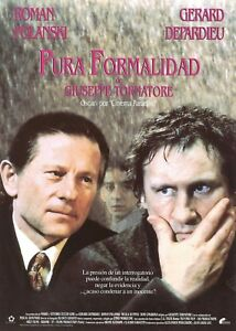 English-subtitle-A-pure-formality-Una-pura-formalita-Used-DVD