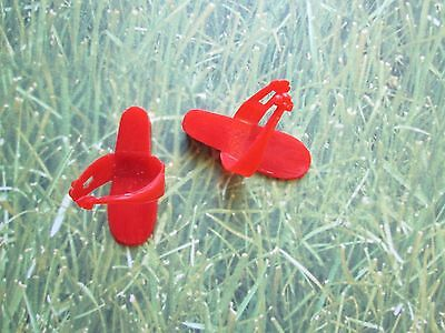 Ideal Tammy Family Pepper's Red Wedge Heel Sandals Strap Closure Hong Kong