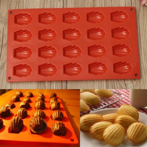 Muscheln Backform Kuchenform Muffinform Muffin Backblech Madeleine Bärentatze