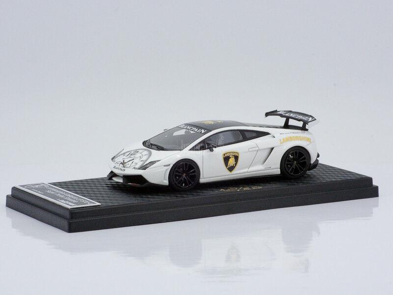 Looksmart LAMBORGHINI GALLARDO lp570-4 Super Trofeo Stradale Lamborghini Tribute
