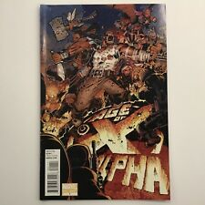 Age of X Alpha #1 Nm- 9.2 Marvel Comics 2011 Wolverine Rogue Cyclops