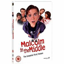 Malcolm in the Middle Complete Series 1 - NEW & SEALED DVD (3 Discs)