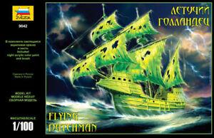 Zvezda 9042 Ghost Ship Flying Dutchman 1/100