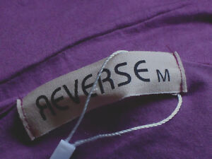 REVERSE-PurpleSexyV2Waist100-CottonPartySizeM-NWT