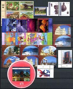 UNO-Genf-kpl-Jahrgang-2002-postfrisch-MNH-Q542