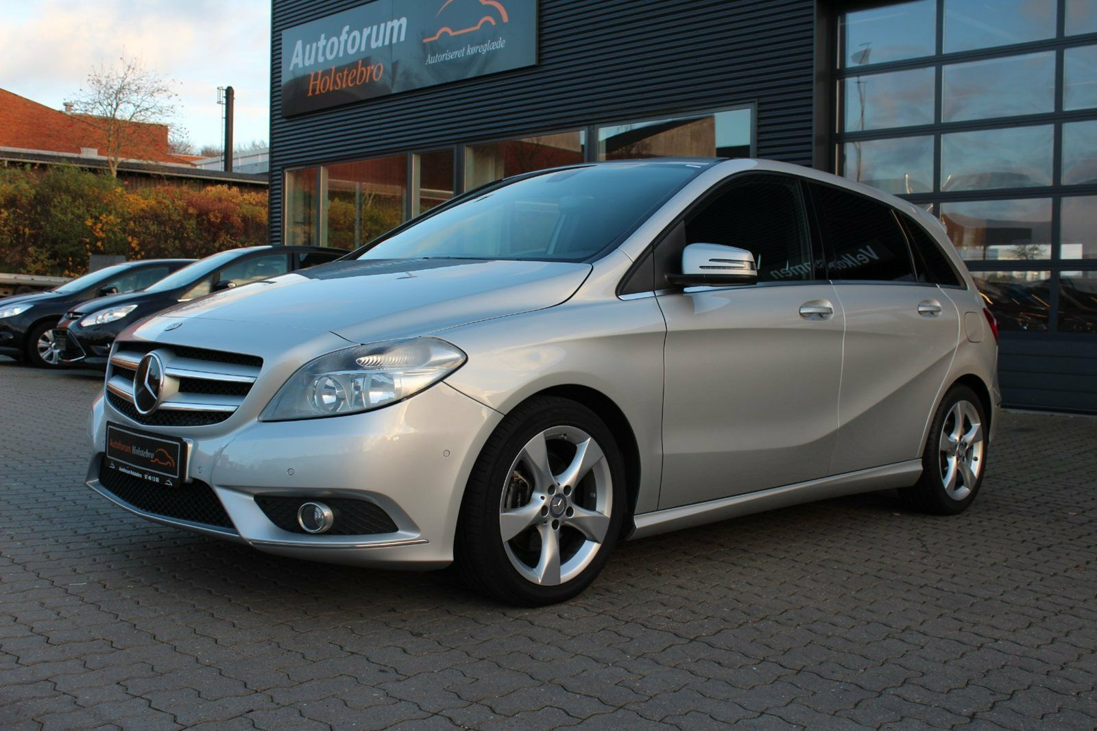 Mercedes B180 1,5 CDi 5d - 184.800 kr.