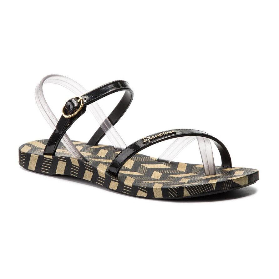 IPANEMA women's Sandal black Fashion Sandal V Fem 82291 MADE IN BRAZIL