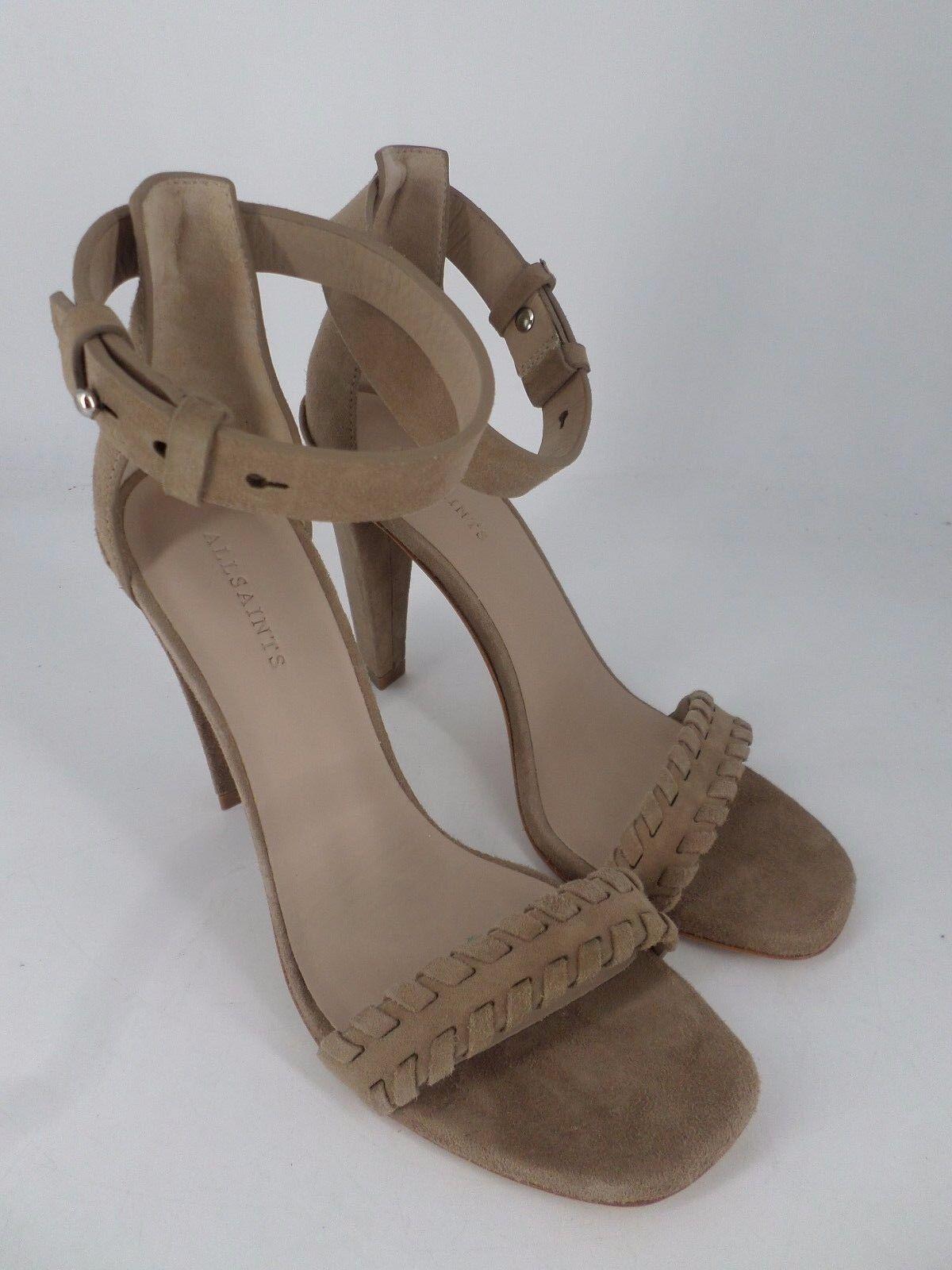 All Saints Effie Heeled Sandals UK 4 EU 37 LN29 77 SALEs
