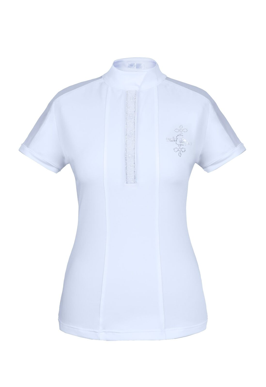 Fairplay Competition Shirt FP Claire, pearl Weiß,