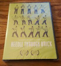Needle Through Brick: The Vanishing Art of Traditional Kung Fu DVD doc film NEW