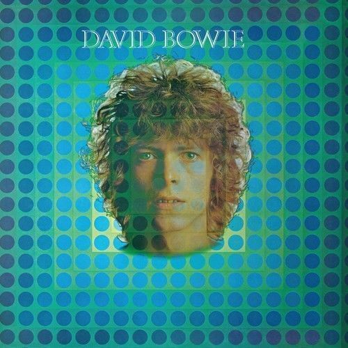 DAVID BOWIE David Bowie (A.K.A. Space Oddity) CD BRAND NEW 2015 Remaster