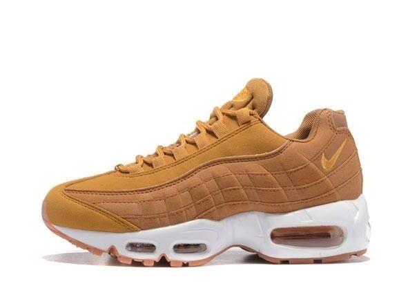 Wmns Nike Air Max 95 Winter UK 6 EUR 40 New Desert Gold Desert Ochre 807443 700