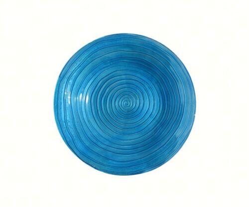 Songbird Essentials Blue Swirls Birdbath SE5046