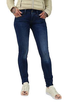 G STAR Jeans Lynn Mid Skinny 60885.D008.071 MEDIUM AGED blau +NEU+ | eBay