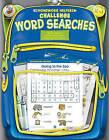 Challenge Word Searches, Homework Helpers, Grades K-1 by Kathy Zaun (Paperback / softback, 2001)